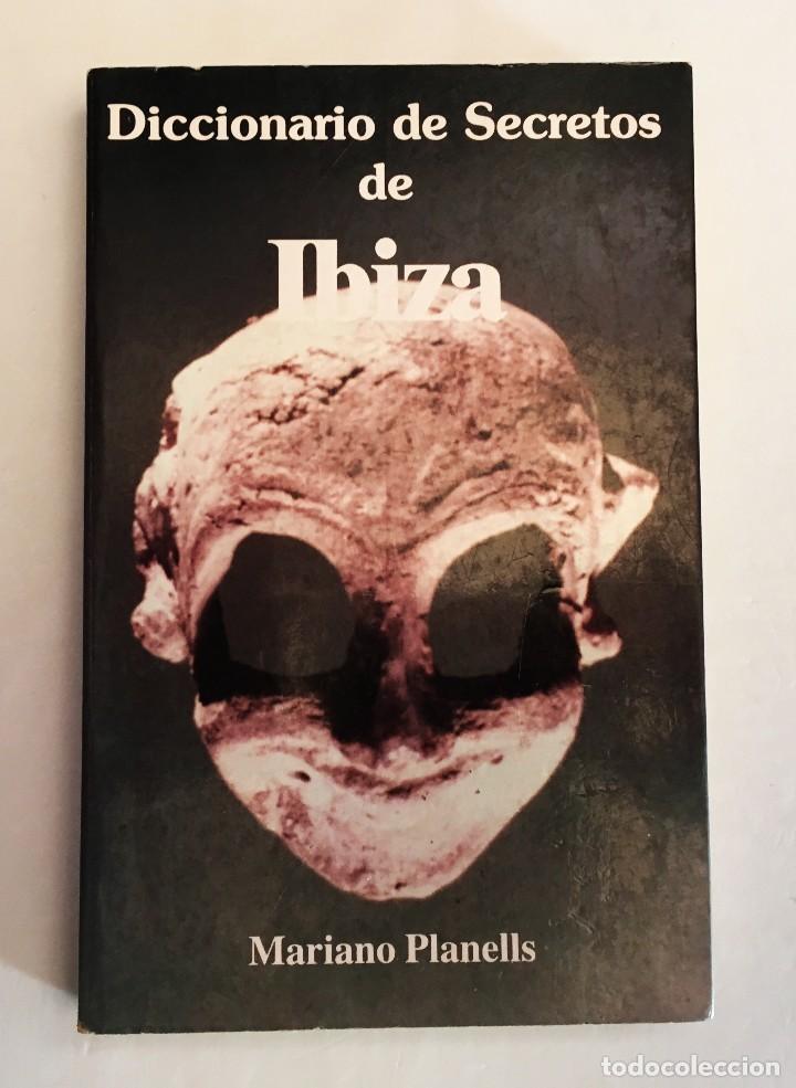 I segreti di Ibiza  (Diccionario de Secretos de Ibiza)
