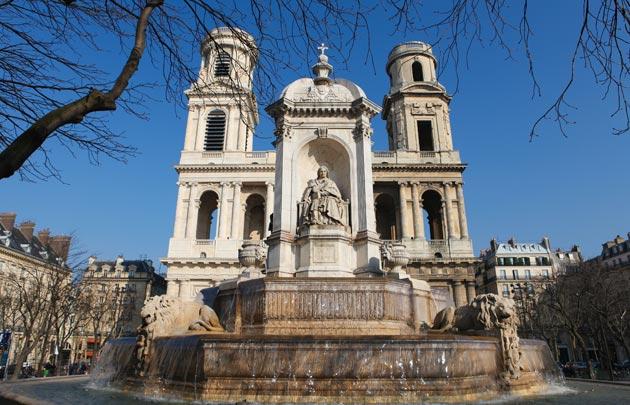 I misteri di Parigi: la chiesa di Saint Sulpice